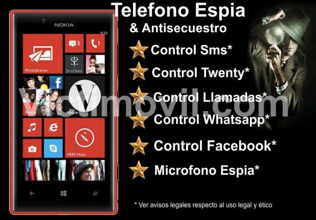 Telefono espia Nokia