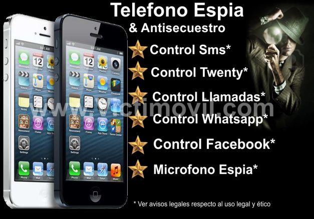 Iphone espia espiar