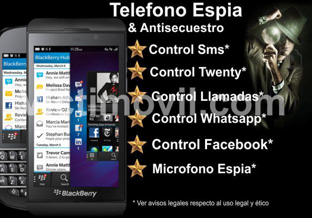 Telefonos Espia